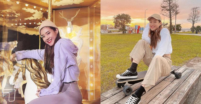 正妹滑雪教练「Vivi」甜美笑容让人恋爱身材太好太犯规
