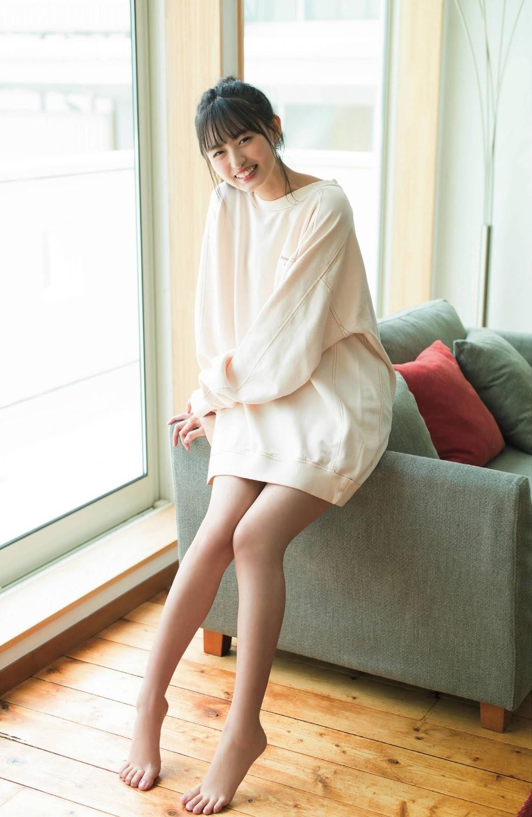乃木坂46偶像远藤さくら开朗笑颜散发纯真气息 网络美女 第24张
