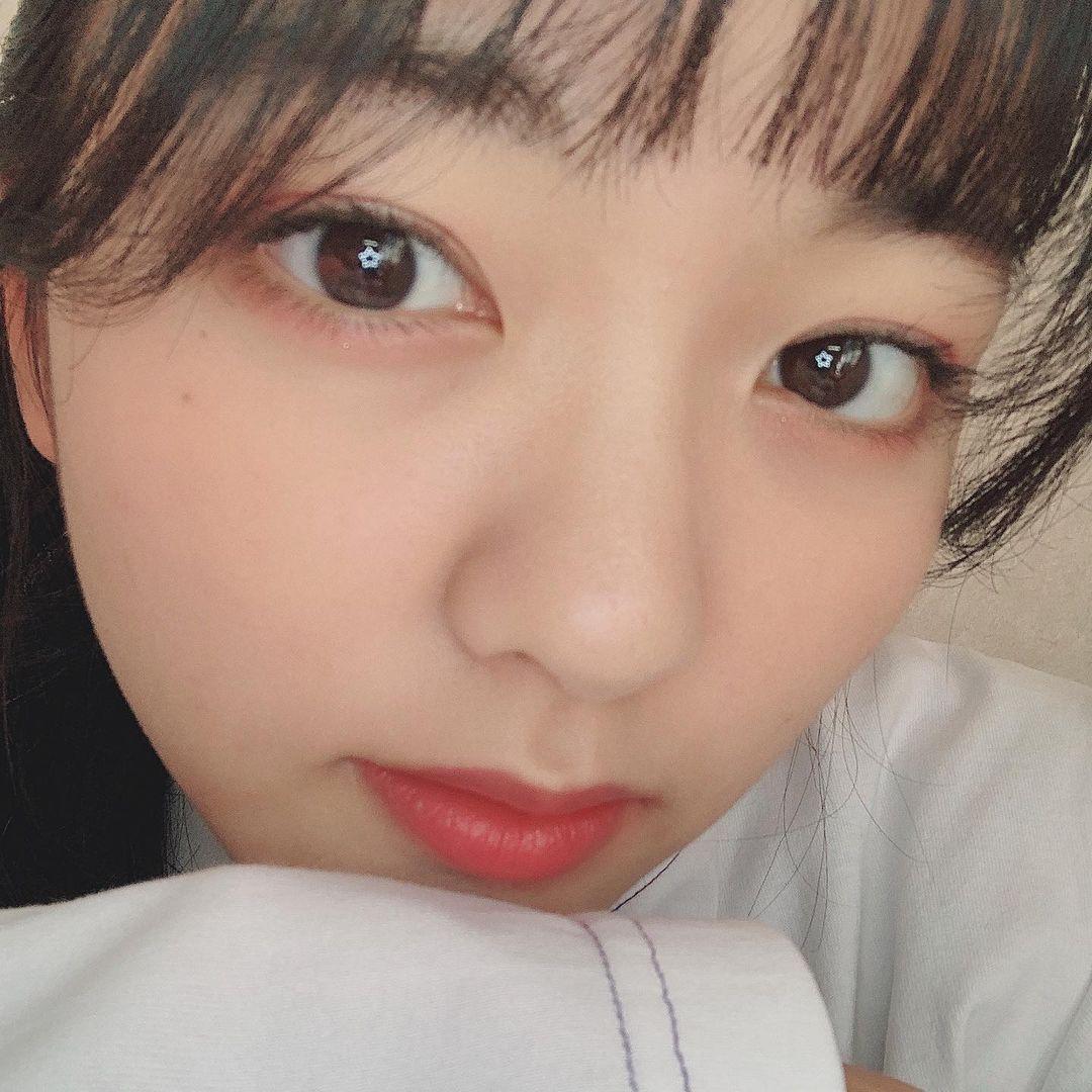 气质邻家女孩「上田理子」微笑露虎牙萌到一个犯规无辜双眼仿佛随时在放电插图(2)