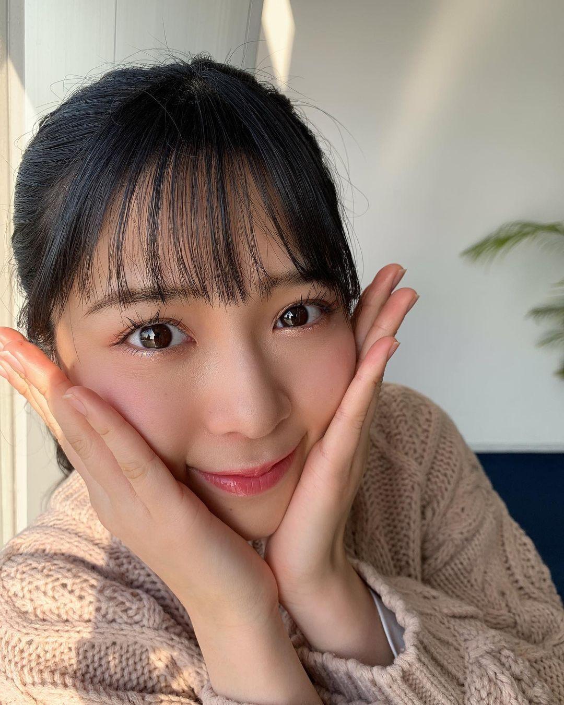 日本妹子安田桃宁 日常美图分享欣赏-觅爱图