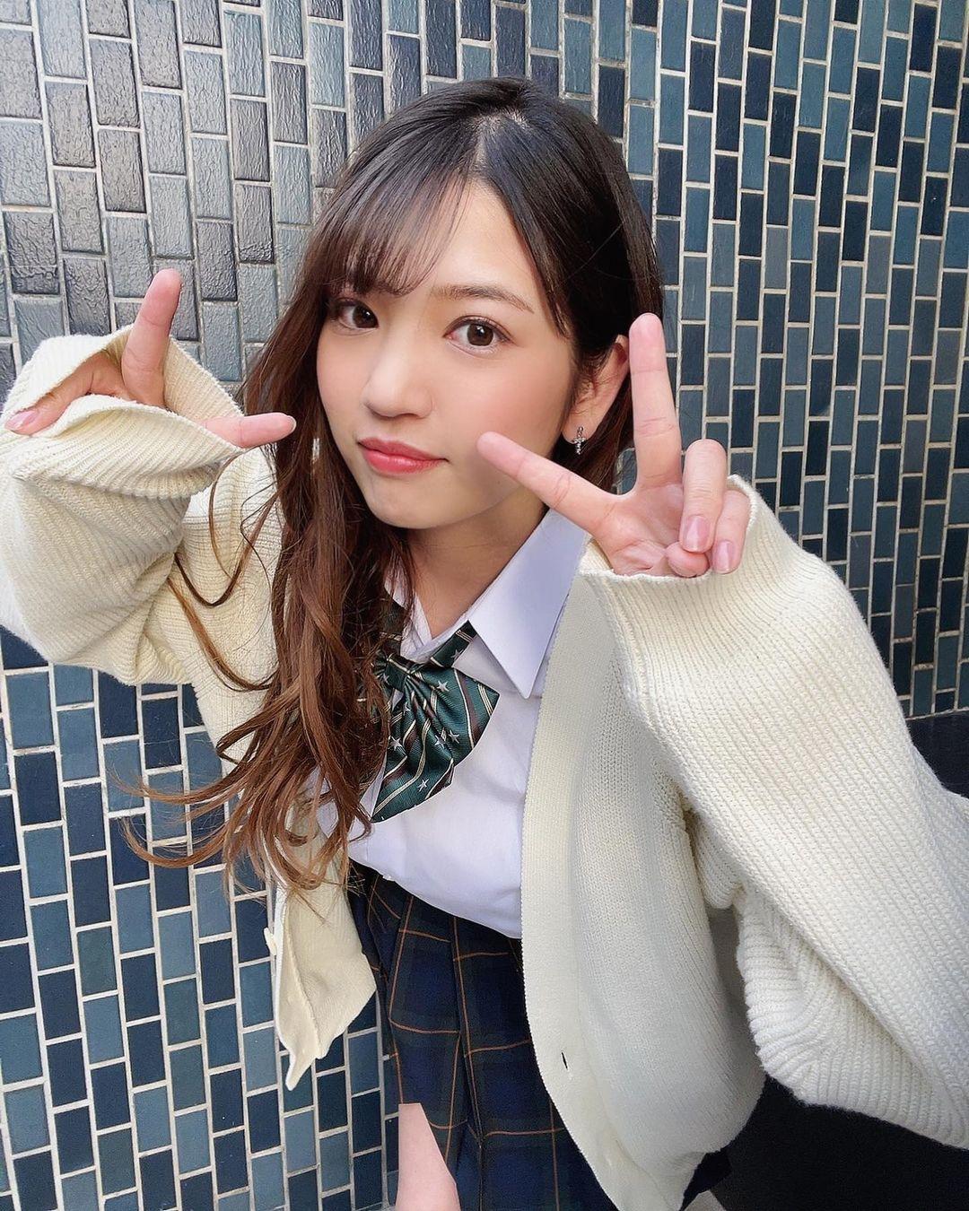 2020年写真销售冠军「藤乃あおい」,已入选浅草百大美人-新图包