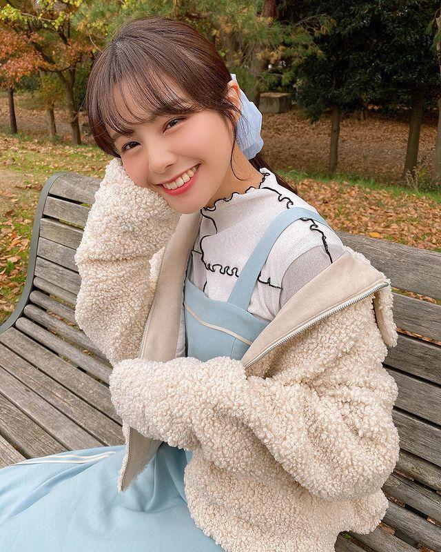 偶像团体NGT48成员《本间日阳》自带阳光的开朗少女!灿烂笑容散发初恋氛围 推软妹 第4张