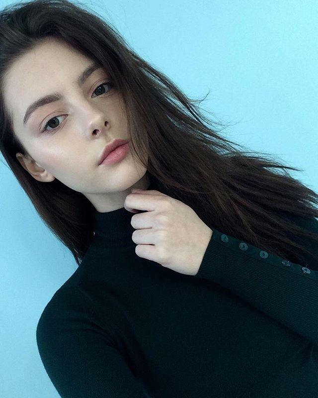 [正妹]完美比例天使脸孔[白俄罗斯女模]内衣广告网友直呼好仙 养眼图片 第28张