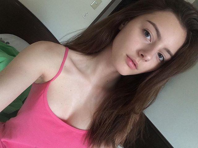 [正妹]完美比例天使脸孔[白俄罗斯女模]内衣广告网友直呼好仙 养眼图片 第30张