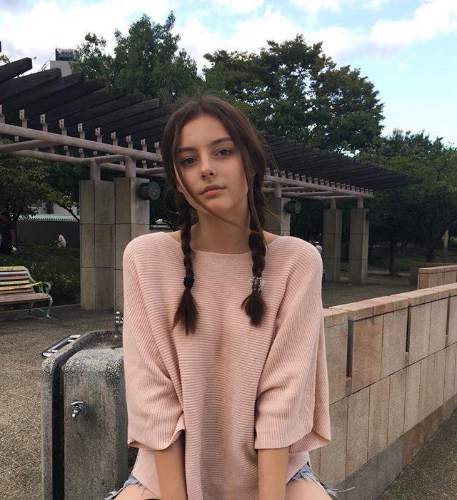 [正妹]完美比例天使脸孔[白俄罗斯女模]内衣广告网友直呼好仙 养眼图片 第31张