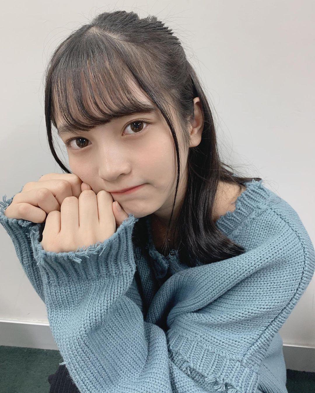 青春妹子无限18岁黑嵜菜菜子长得可爱 网络美女 第8张