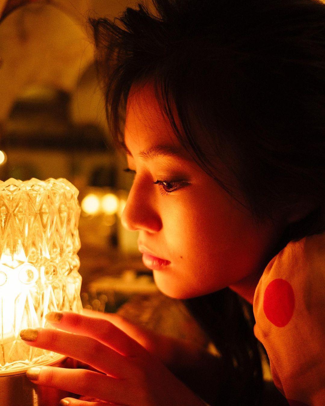 童星出身AV帝王2恒松祐里全luo演出一脱成名复古造型完美诠释昭和性感 养眼图片 第21张