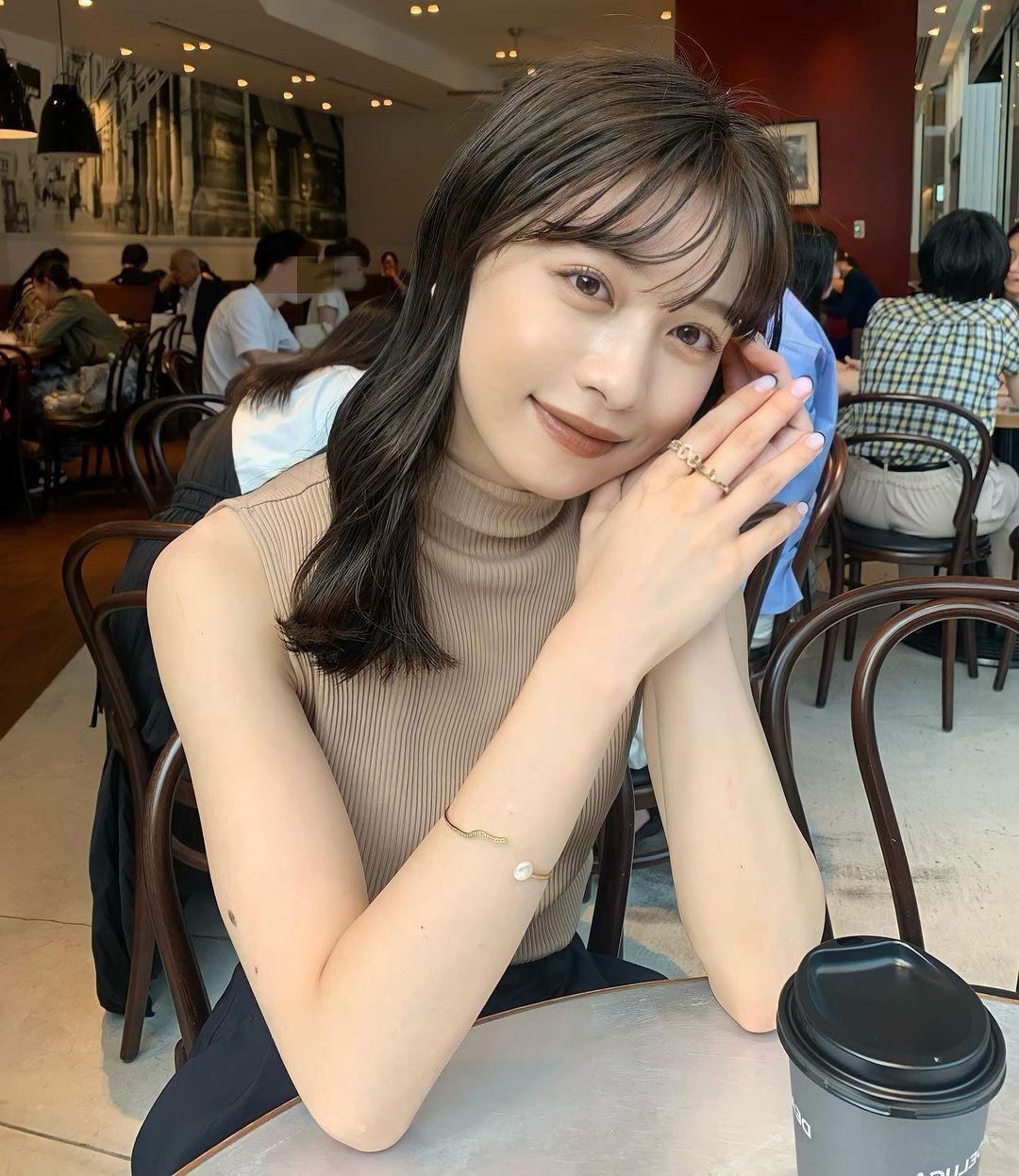 东京私立名校毕业的美女时装设计师日本妹子的清新甜美气质真的好可爱 养眼图片 第6张