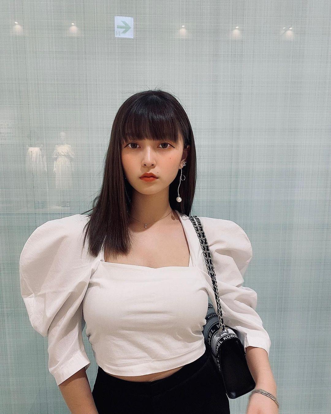 今年刚高中毕业 18 岁美少女樱井音乃身材整个无敌 网络美女 第25张