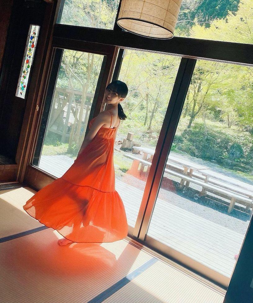 图片[6]-可甜美又可性感的「正妹」田中美久,首本写真展现出青春的美!-itotii