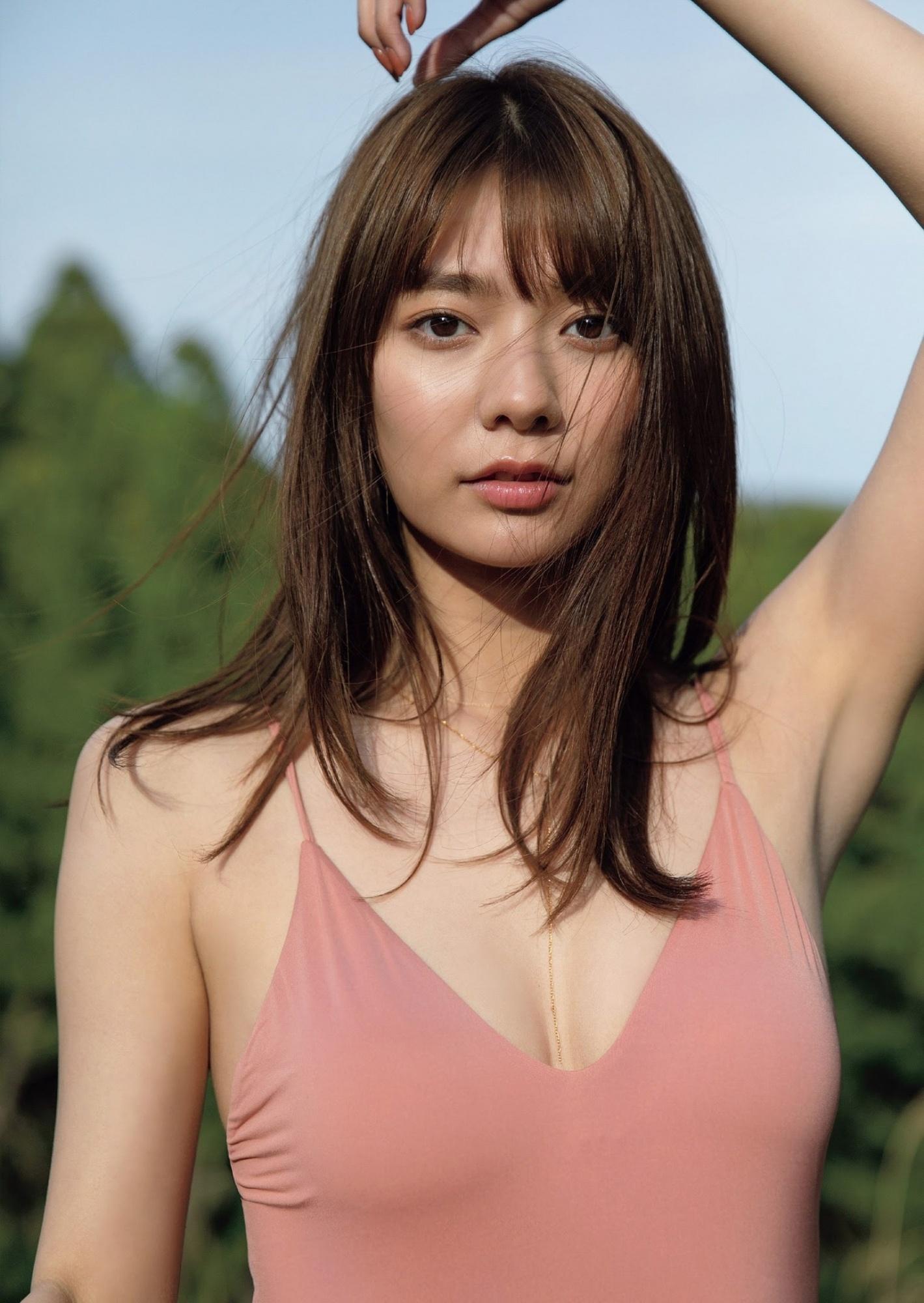 清纯美少女川津明日香日本知名模特儿兼女演员 网络美女 第7张