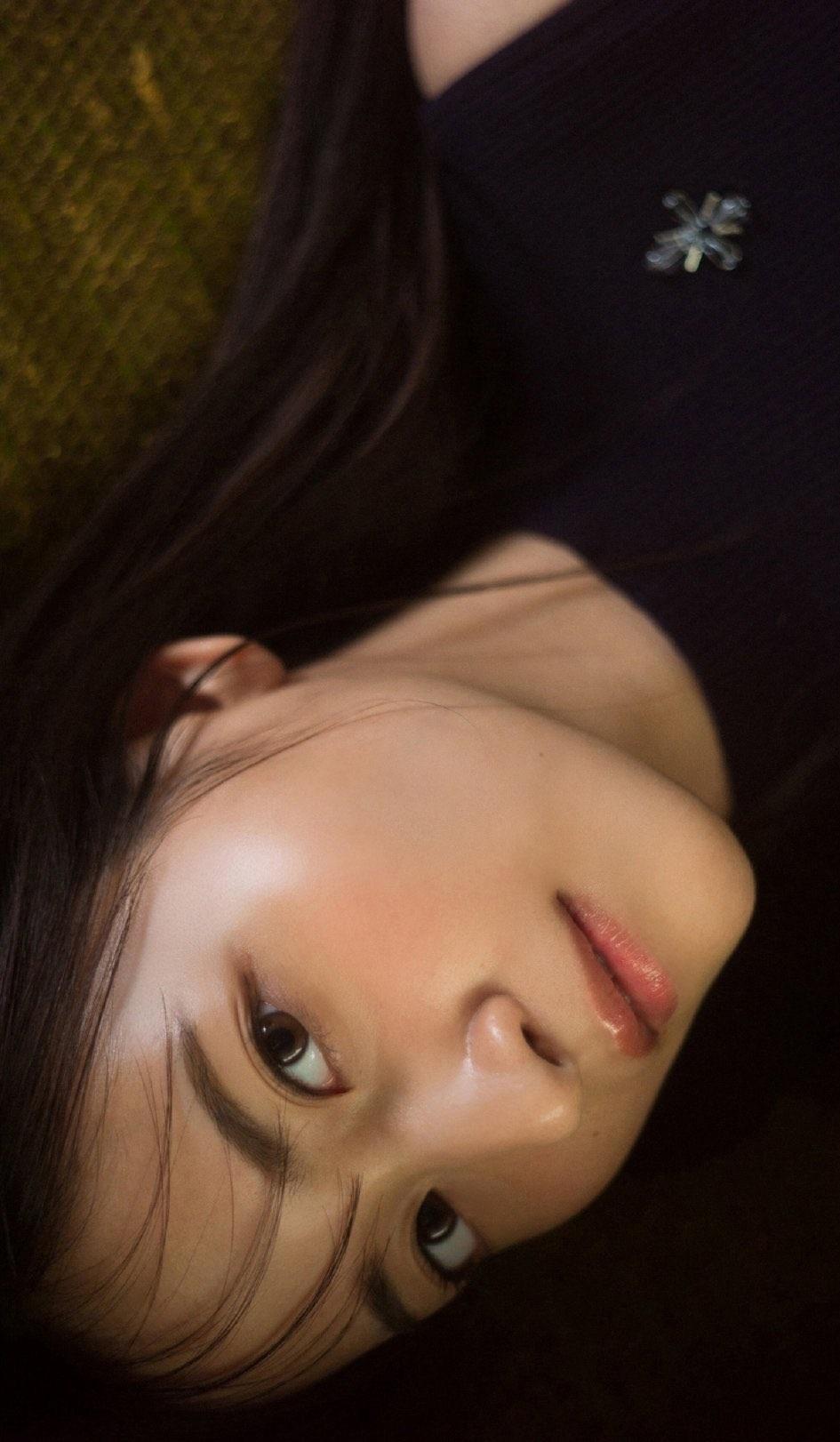 乃木坂46马尾女神金川纱耶清爽笑颜透明感十足 马尾造型更是萌到一个犯规 网络美女 第14张