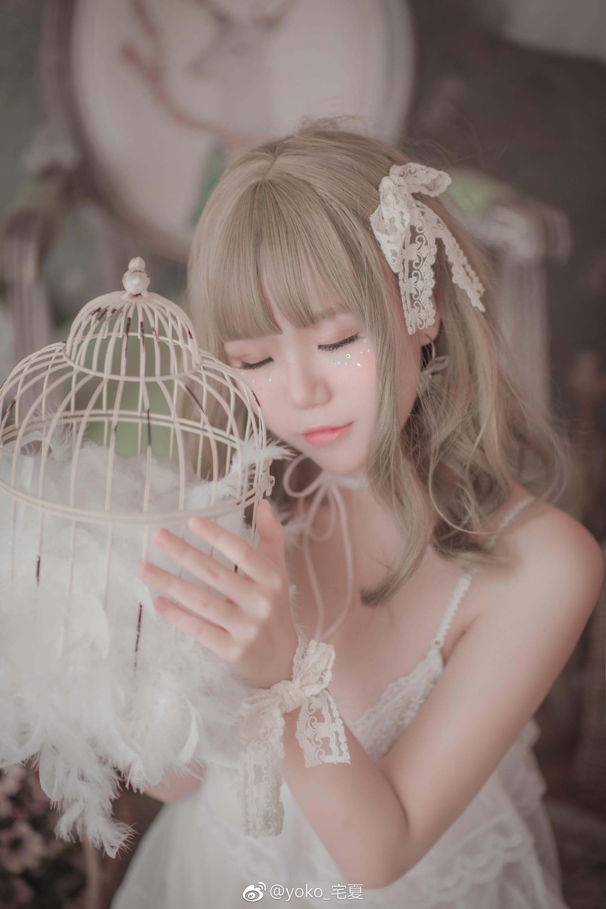 我想要一个这样的仙女!