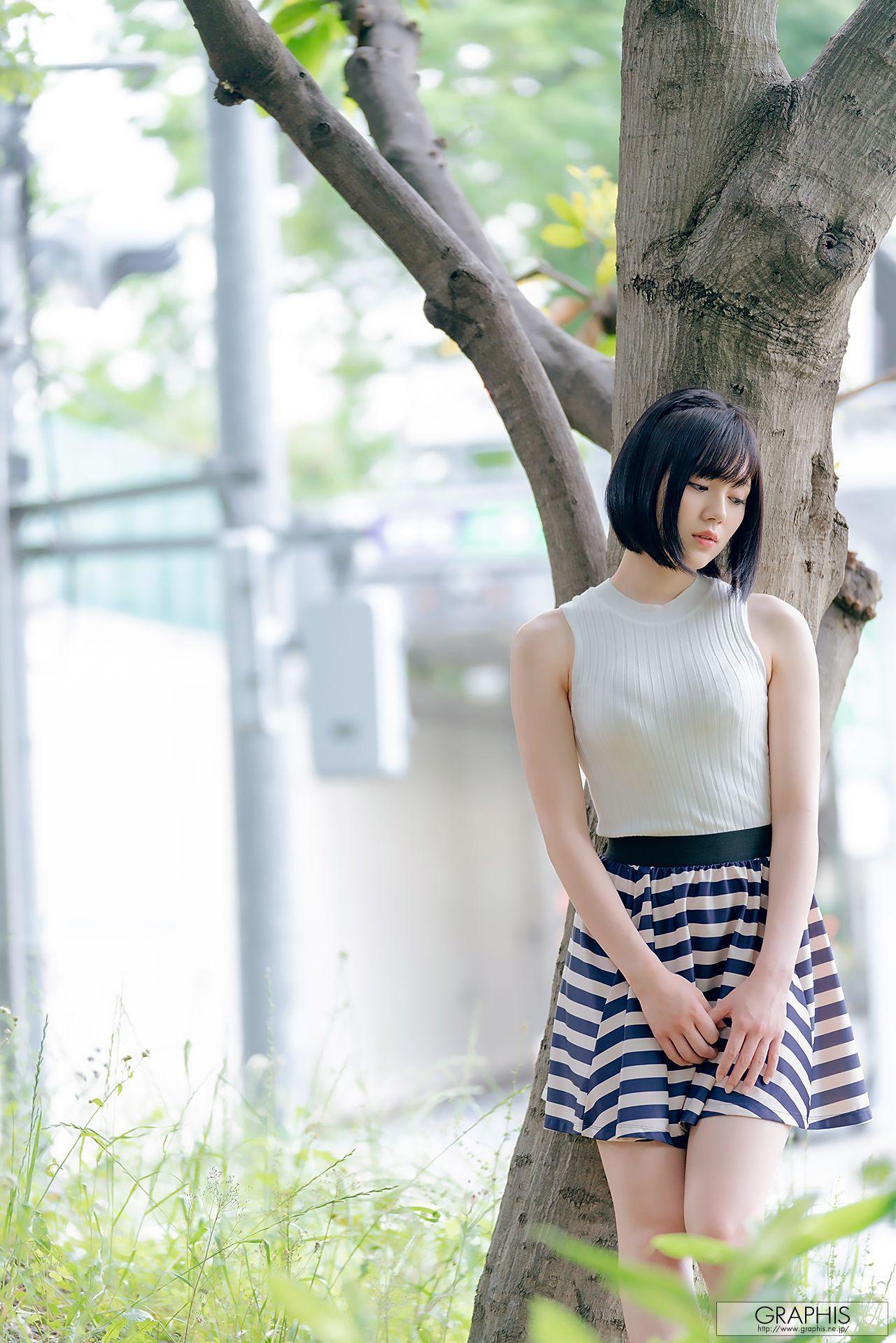 高颜值短发美女-凉森玲梦(涼森れむ Remu Suzumori) 妹子图