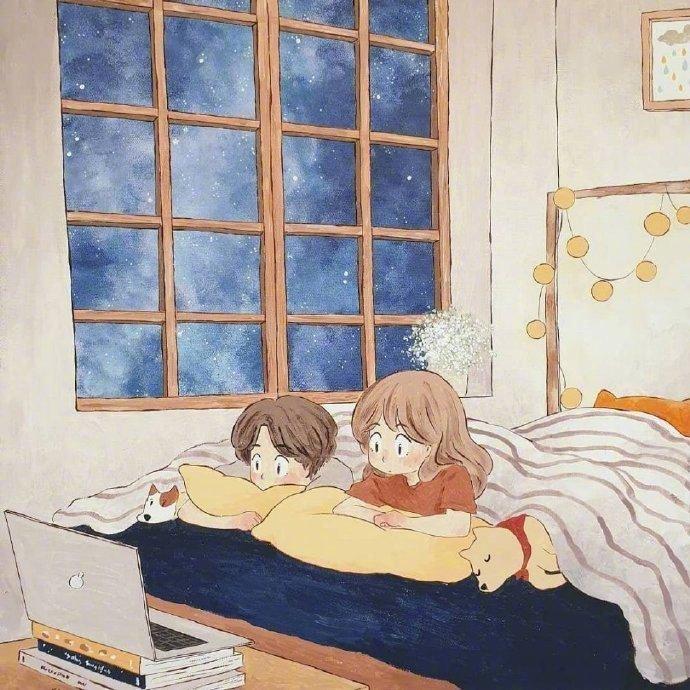 早安心语1013:要找一个陪你长大的人,而不是教你长大的人
