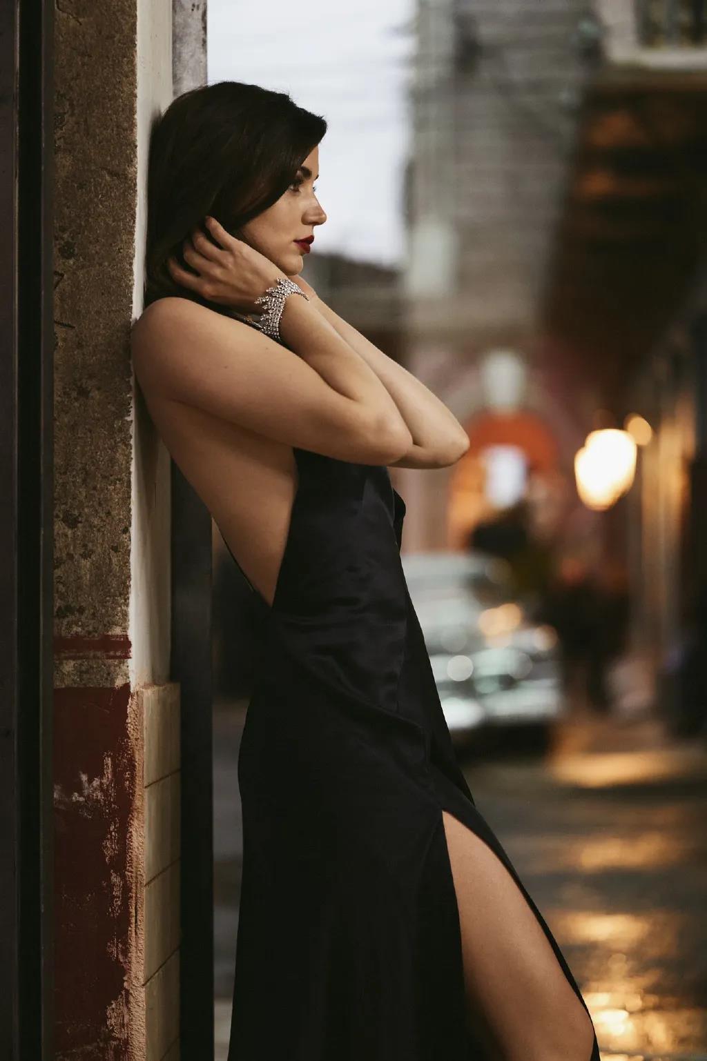 街拍安娜·德·阿玛斯的图片 第11张