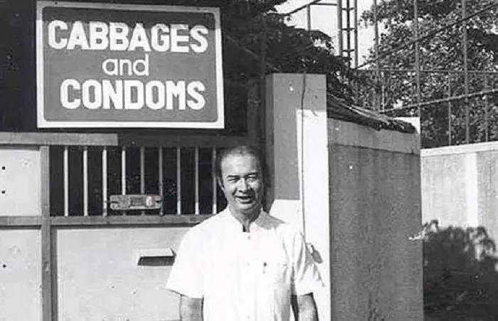 生活冷知识Cabbages & Condoms的图片 第17张