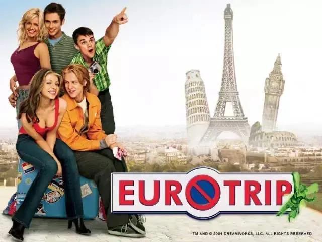 萌妹子《欧洲性旅行》的图片 第3张