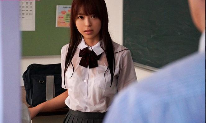暴雨时喜欢樱萌子的老师机会来了 雨后故事 第4张