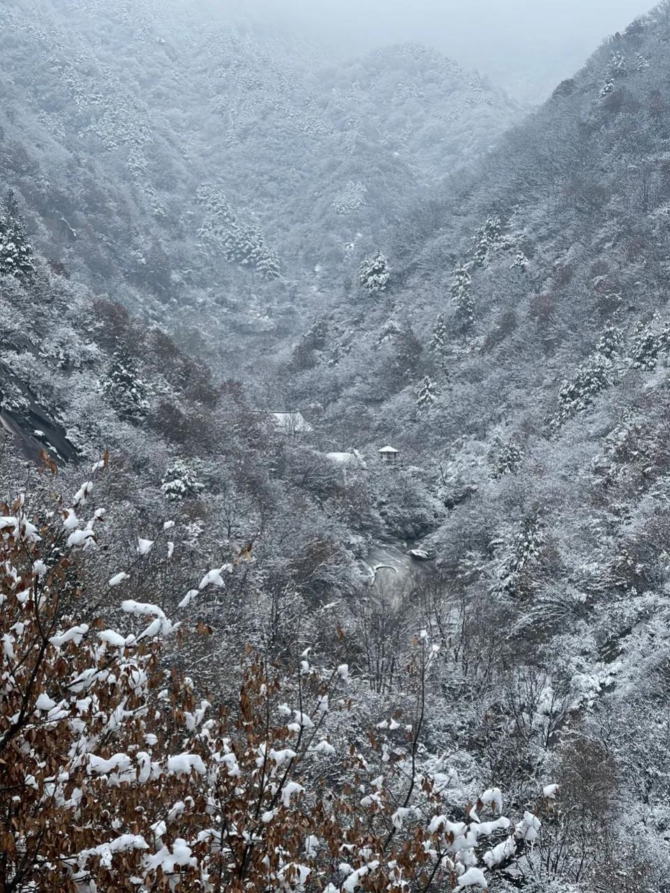 涨姿势观音潭山的图片 第4张