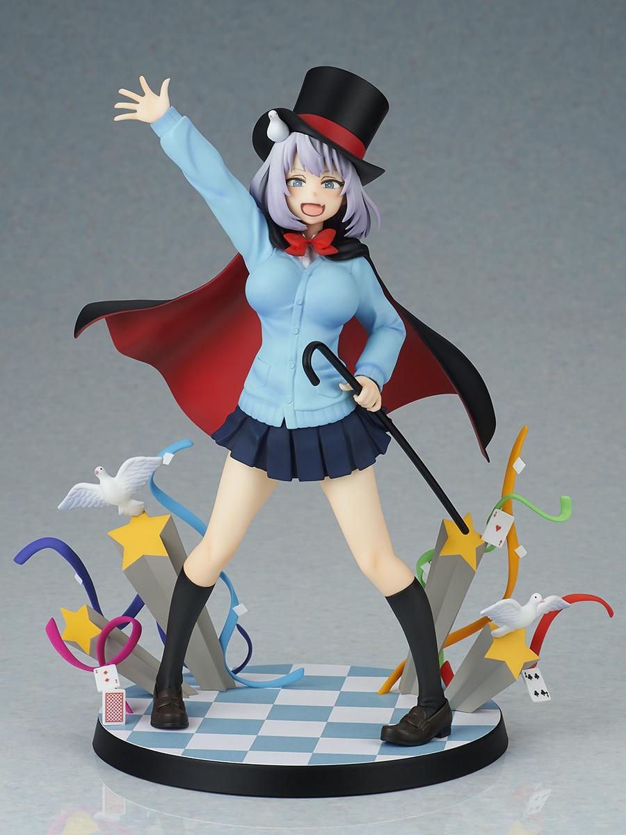 【手办模型】BellFine《魔术学姐》学姐 1/7比例手办