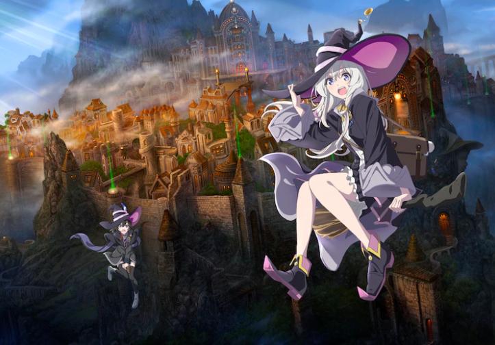 【动漫情报】TV动画《魔女之旅》第一行预告公开,10.2日开播
