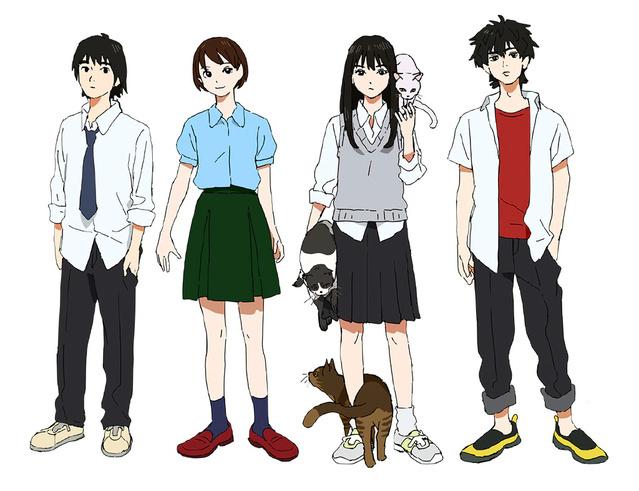 TV动画《Sonny Boy》视觉图公开,2021年7月15日开播-