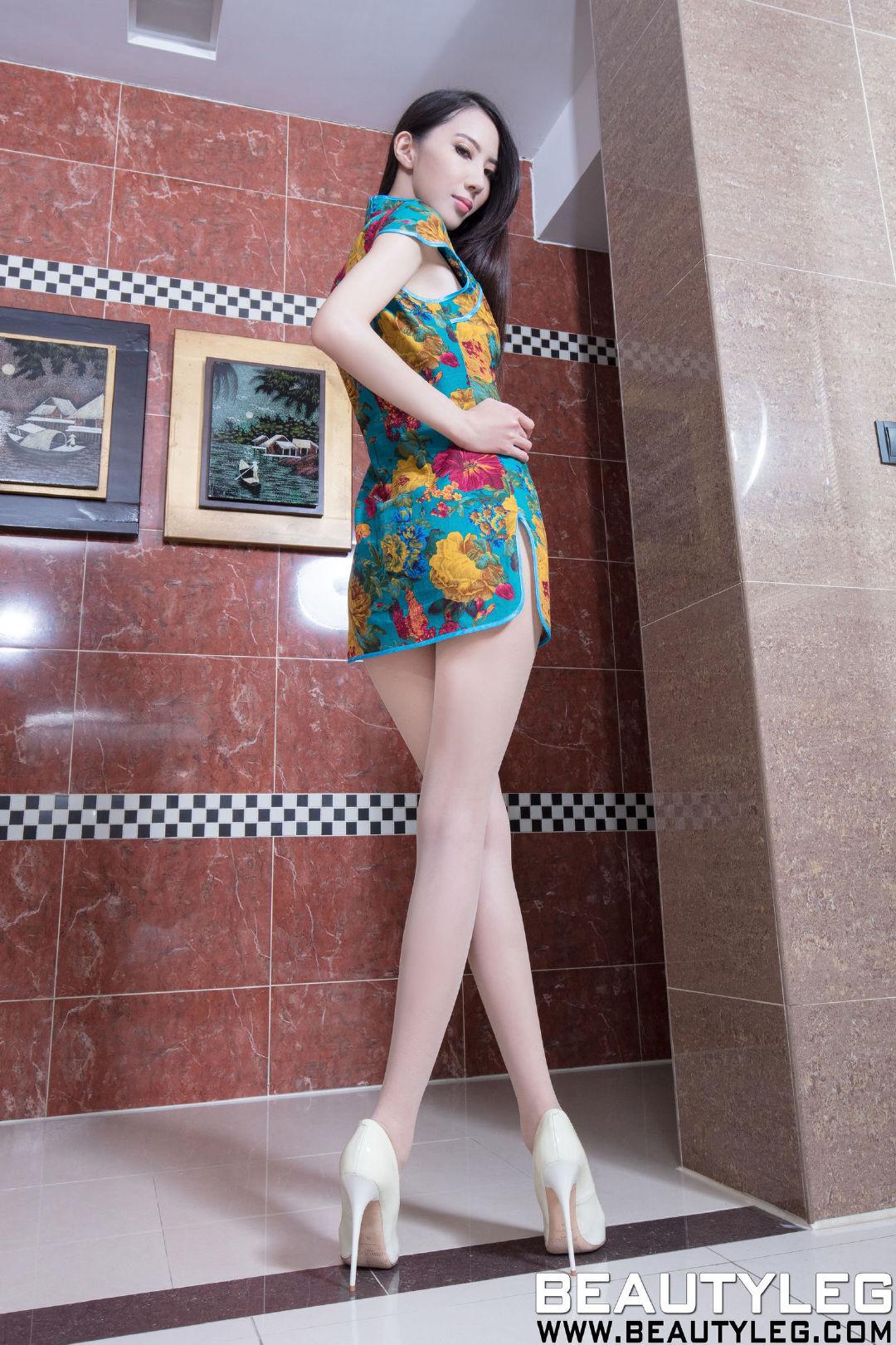 旗袍真的很美 发现美