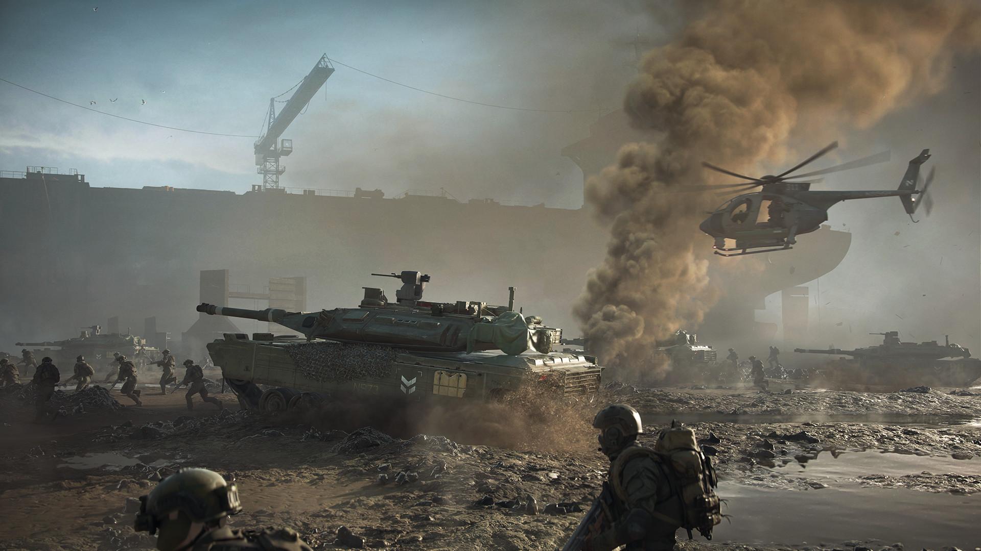 战地系列新作《战地2042》Steam开启预购 Steam 游戏资讯 第3张