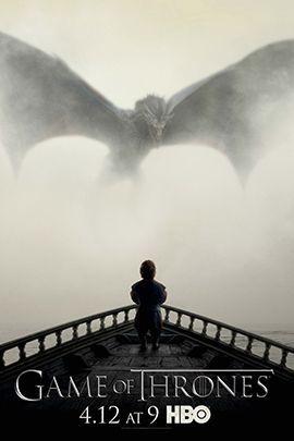 权力的游戏 第五季的海报