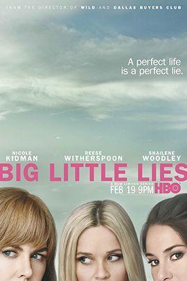 大小谎言 第一季的海报