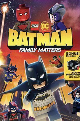 《乐高DC蝙蝠侠:家族事务》完整版高清视频免费在线观看