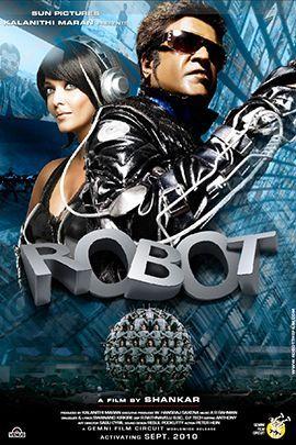 宝莱坞机器人之恋的海报