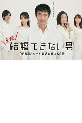 还是不能结婚的男人的海报