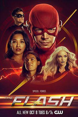 闪电侠 第六季的海报