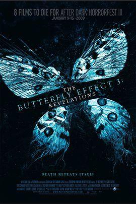 蝴蝶效应3:启示的海报