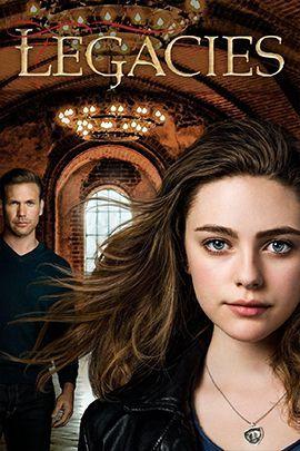 吸血鬼后裔 第二季的海报