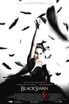 黑天鹅的海报