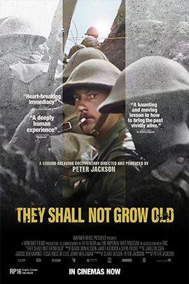 他们已不再变老的海报