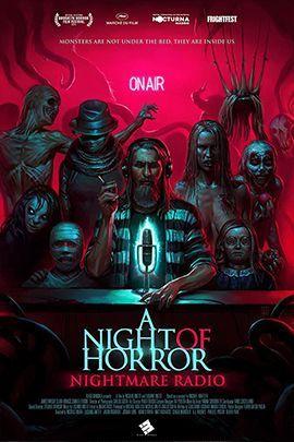 恐怖之夜:噩梦电台的海报