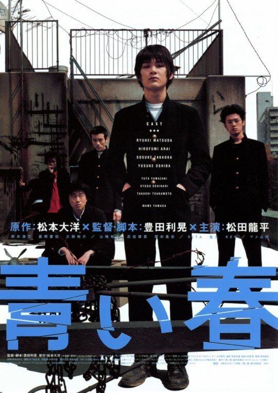 电影《蓝色青春》