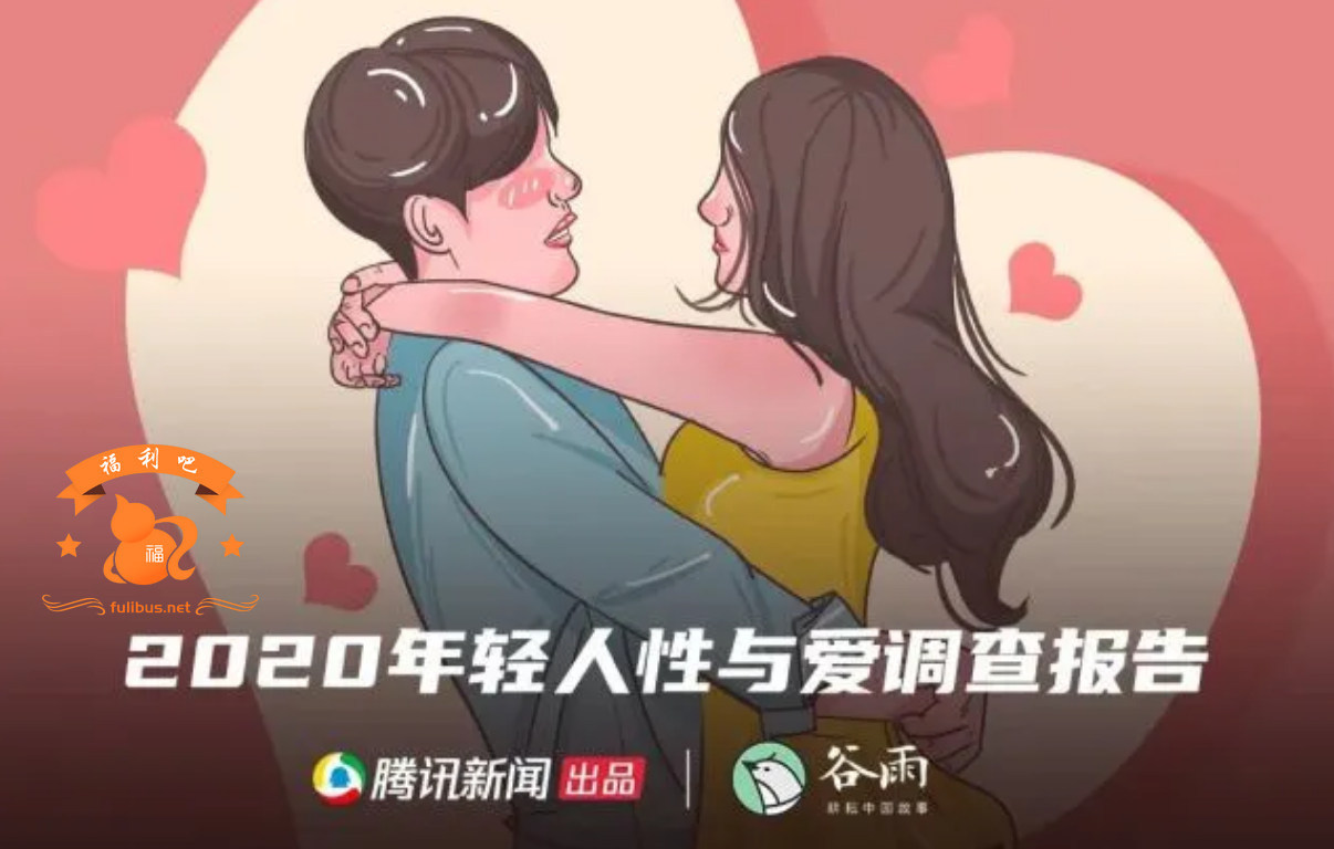 腾讯新闻谷雨工作室发布年轻人性爱调查报告
