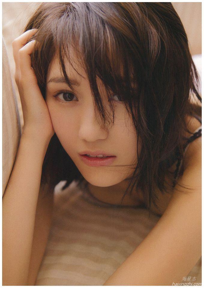 90后akb48偶像渡边麻友写真10