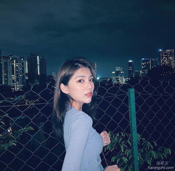 Astro国际华裔小姐的8强佳丽,大马超正女飞机师Cecilia方歆儿_2