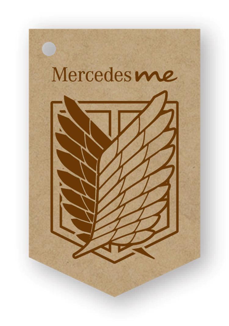 进击的巨人 梅赛德斯奔驰 主题咖啡