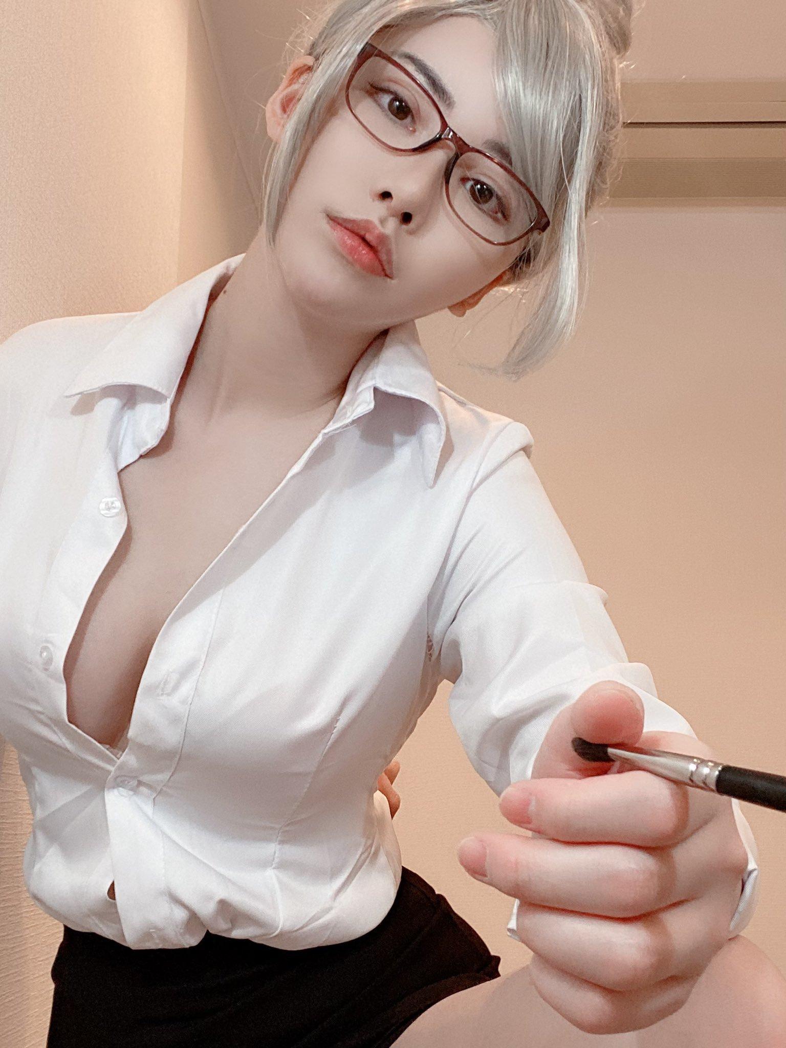 深田咏美 监狱学园 副会长 白木牙衣子