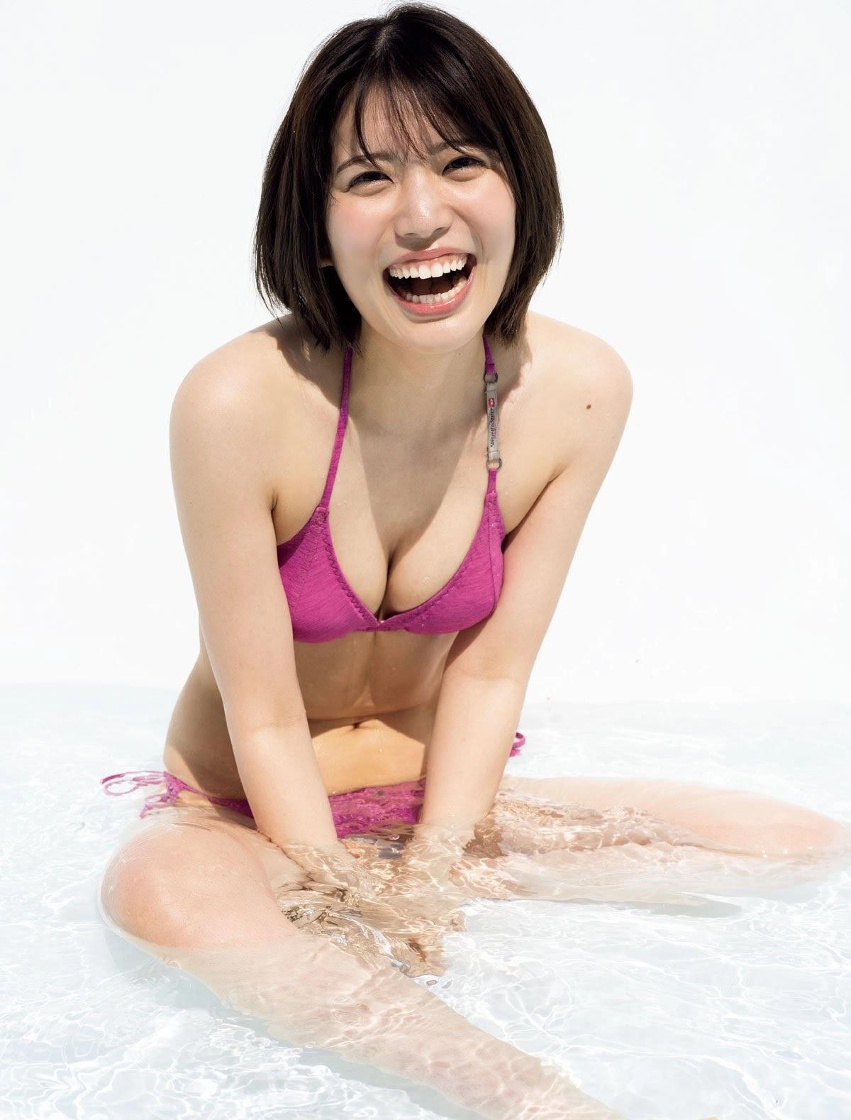 松本真理香 樱井音乃 羽柴なつみ-Weekly Playboy 2021第23期 高清套图 第68张