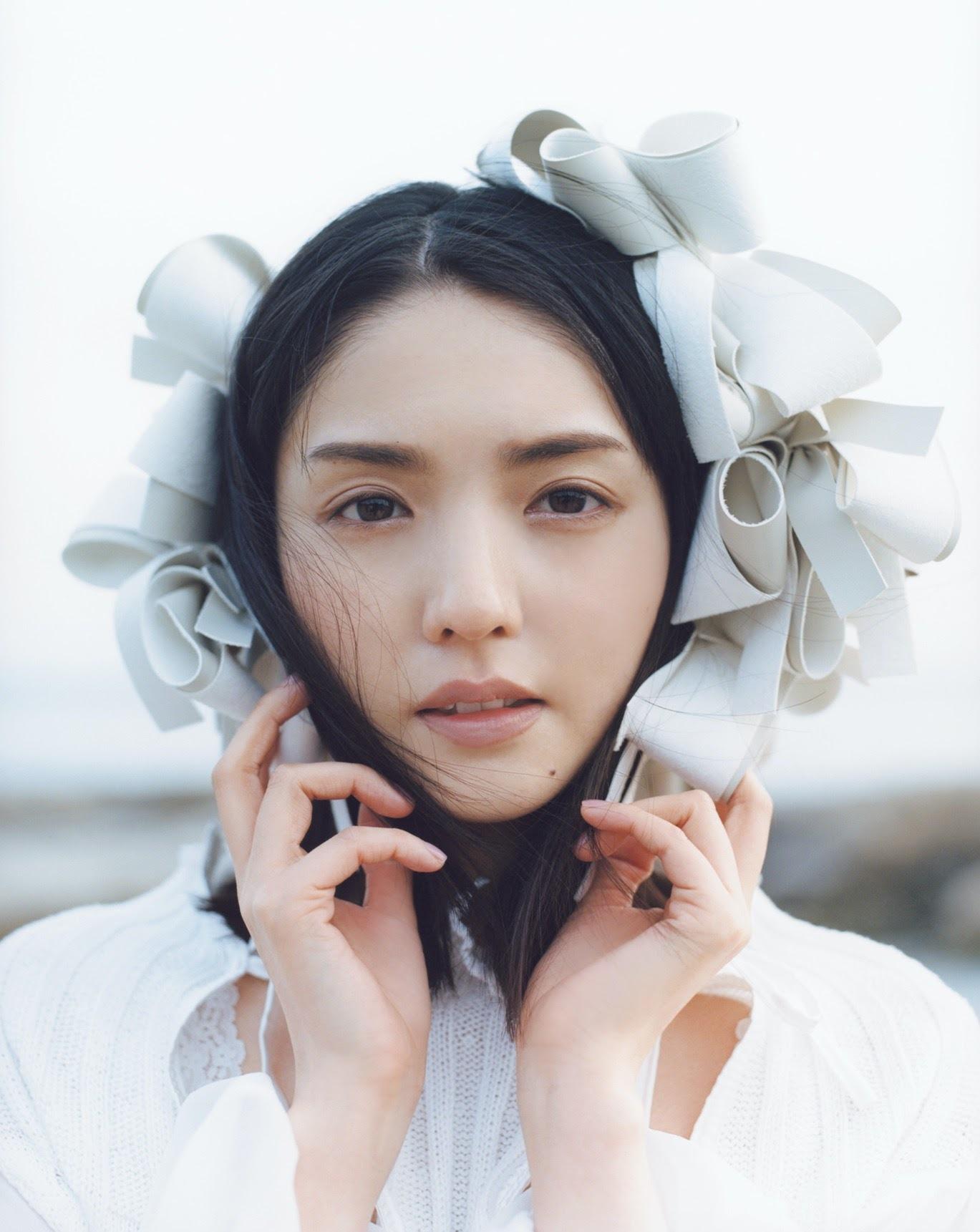 宫脇咲良 与田祐希 道重沙由美-bis 2021年第七期  高清套图 第30张