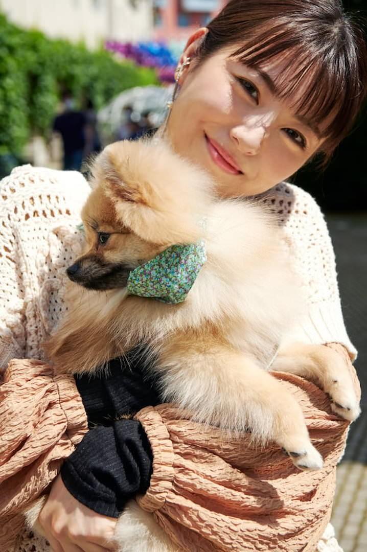 《滨边美波写真集20》10月27日发售 《月刊旅色》爱犬首次亮相  高清套图 第14张