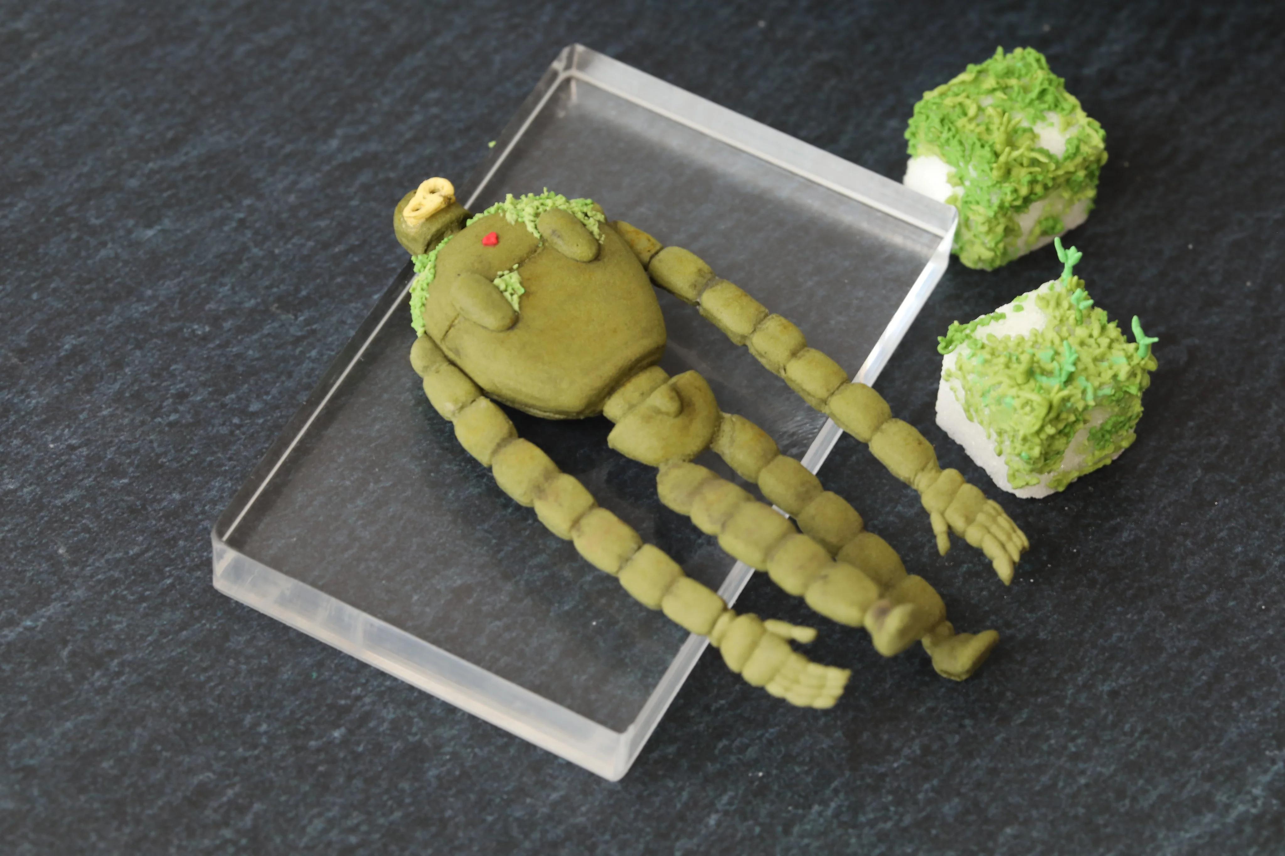 吉卜力美术馆 龙猫 天空之城 机器人甜点